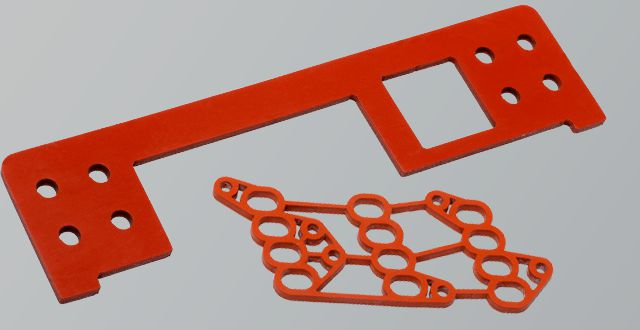 EMI And Rubber Gaskets