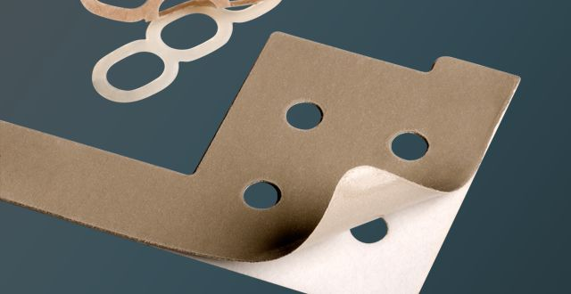 Laser Cut Adhesives and Tapes