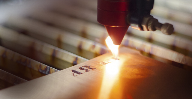 Laser Engraving Services Personalize Property in Style