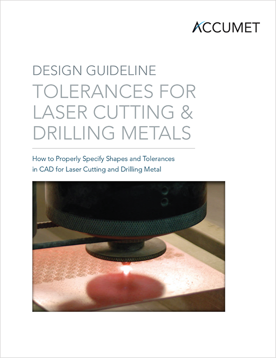 Design Guideline Tolerances for Laser Drilling