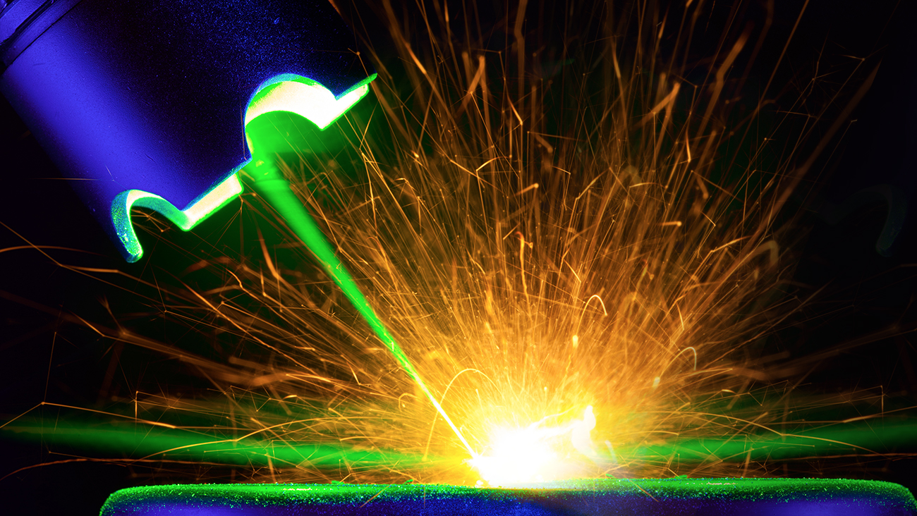 Welding Steel and Aluminum Together with a Fiber Laser