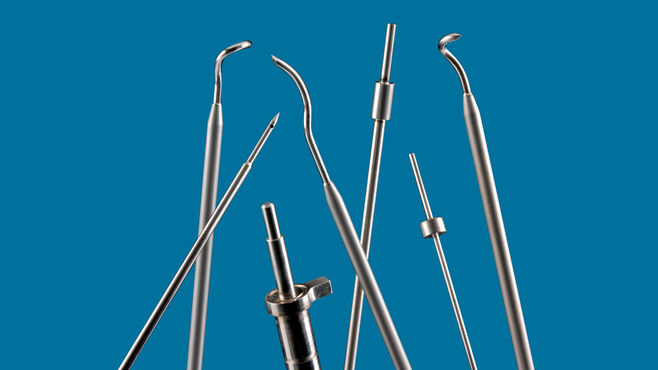 Laser Services is a Key Supplier to Dental and Surgical Tool Manufacturers. We Optimize the Manufacturability of These Tools During Prototype Phases.