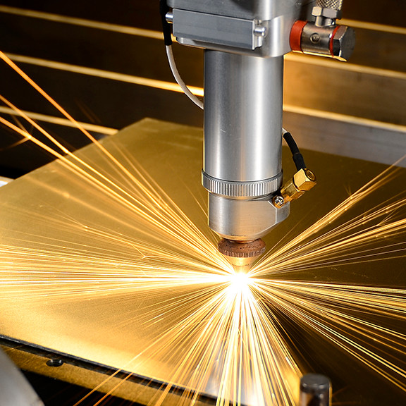 Laser Services Adds High Power Fiber Guided Laser for Thicker/Denser Metals and Materials